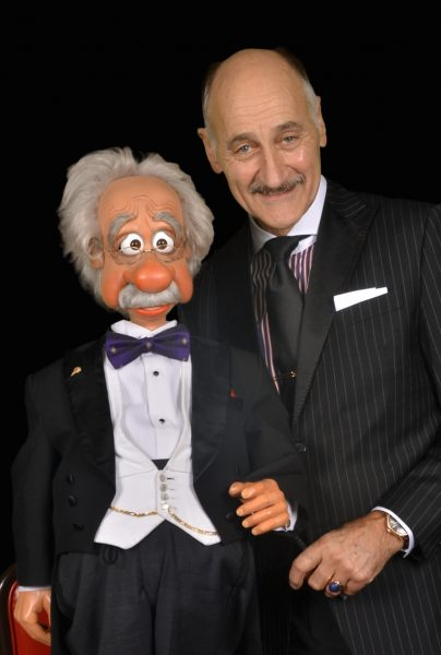 Don Bryan Ventriloquist with Noesworthy